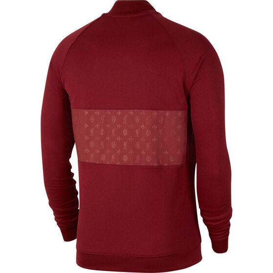 Nike Liverpool FC Mens Track Jacket, Red, rebel_hi-res