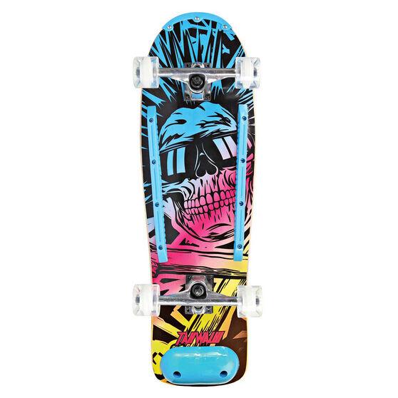 Tahwalhi Skull Vintage Skateboard, , rebel_hi-res