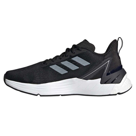 adidas Response Super Kids Running Shoes, Black/White, rebel_hi-res