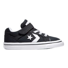 Converse El Distrito 2 Toddler Shoes Black US 4, Black, rebel_hi-res