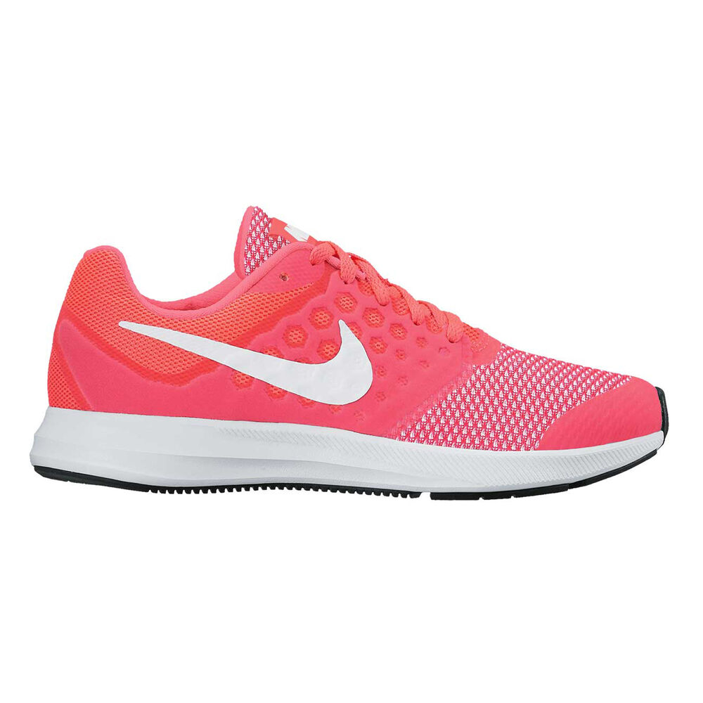 1adc0f3f437b Nike Downshifter 7 Girls Running Shoes Pink   White US 6