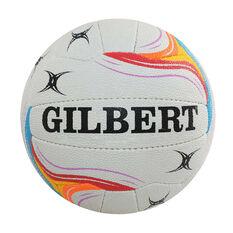 Gilbert Spectra T400 Netball White 4, , rebel_hi-res