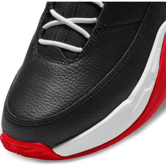 Jordan Max Aura 3 Kids Basketball Shoes, Black, rebel_hi-res