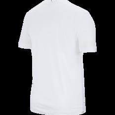 Nike Mens Jordan Classics Tee White XS, White, rebel_hi-res