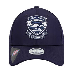Geelong Cats 2019 AFLW 9FORTY Training Cap, , rebel_hi-res
