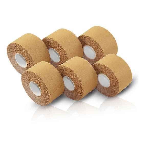 McDavid Rigid Sports Tape - 6 Pack, , rebel_hi-res