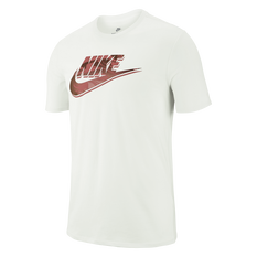 Nike Mens Sportswear Virus Tee White S, White, rebel_hi-res