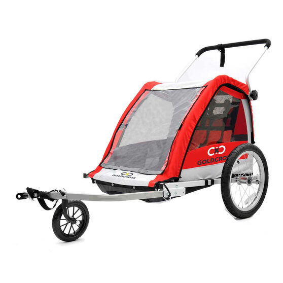 Goldcross Bike Trailer, , rebel_hi-res
