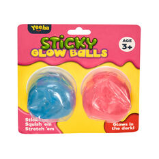 Yeeha Sticky Glow Balls, , rebel_hi-res