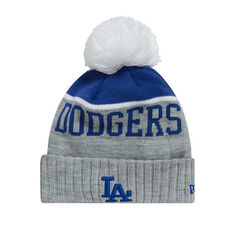 Los Angeles Dodgers New Era Heather Dip Beanie, , rebel_hi-res
