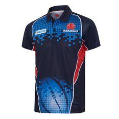 NSW Waratahs 2017 Mens Training Polo, , rebel_hi-res