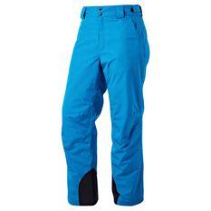 Tahwalhi Mens Kick Ski Pants Blue S, Blue, rebel_hi-res