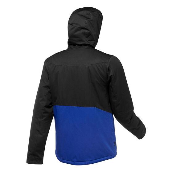 Tahwalhi Mens Dusty Ski Jacket, Grey, rebel_hi-res