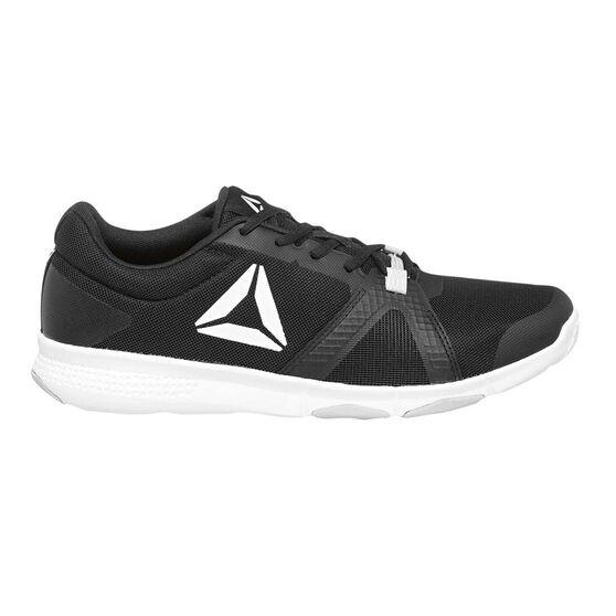 6713881ea4797 Reebok Flexile Mens Training Shoes Black   Grey US 7