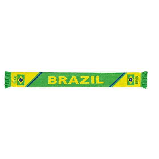 Brazil 2018 Football Scarf, , rebel_hi-res