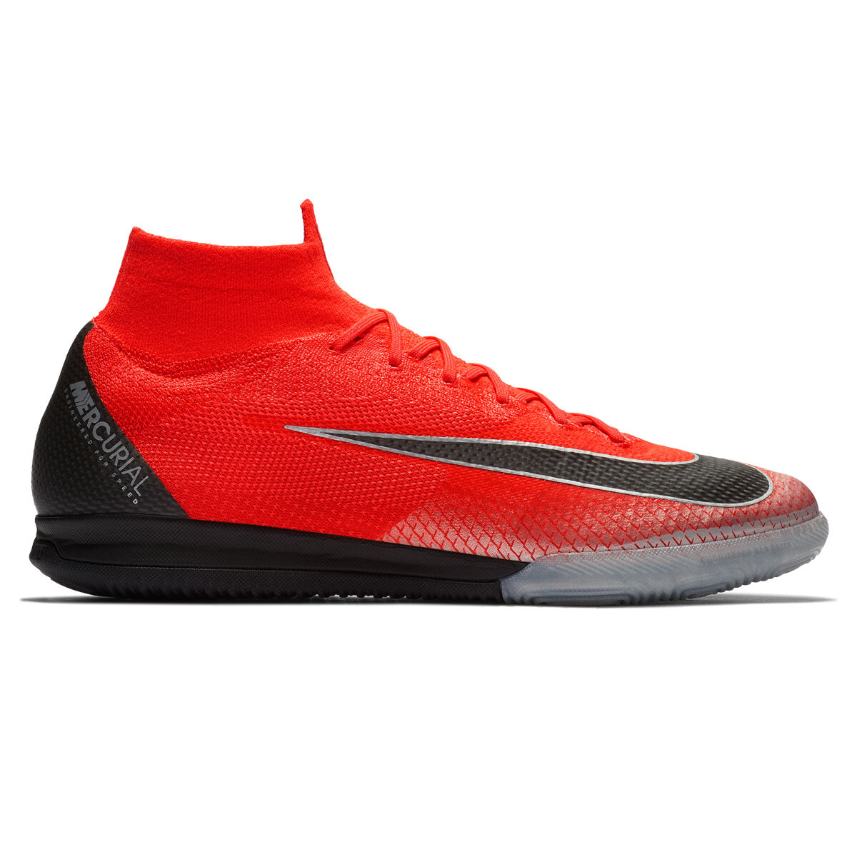 NEW NIKE MERCURIAL SUPERFLY CR7 LAVA BOOTS .