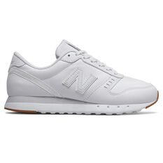 New Balance Classic 311 Womens Casual Shoes White US 6, White, rebel_hi-res