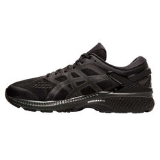 Asics GEL Kayano 26 Mens Running Shoes Black US 13, Black, rebel_hi-res
