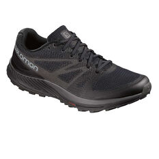 Salomon Sense Escape Mens Trail Running Shoes Black US 8, Black, rebel_hi-res