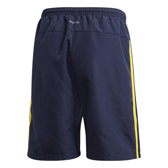 Highlanders 2020 Mens Club Shorts, Navy, rebel_hi-res