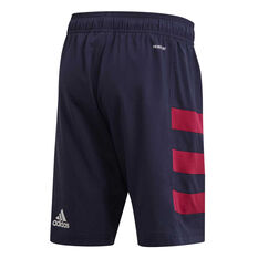 All Blacks 2020 Mens Woven Shorts Navy S, Navy, rebel_hi-res
