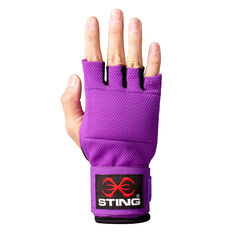 Sting Elastic Quick Wraps Purple S, Purple, rebel_hi-res