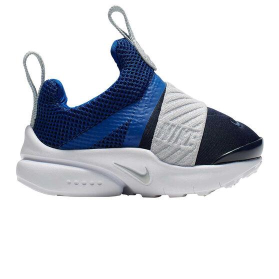 Nike Presto Extreme Toddlers Shoes, Blue / White, rebel_hi-res
