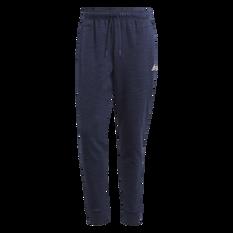 adidas Mens ID Stadium Pants Navy S, Navy, rebel_hi-res