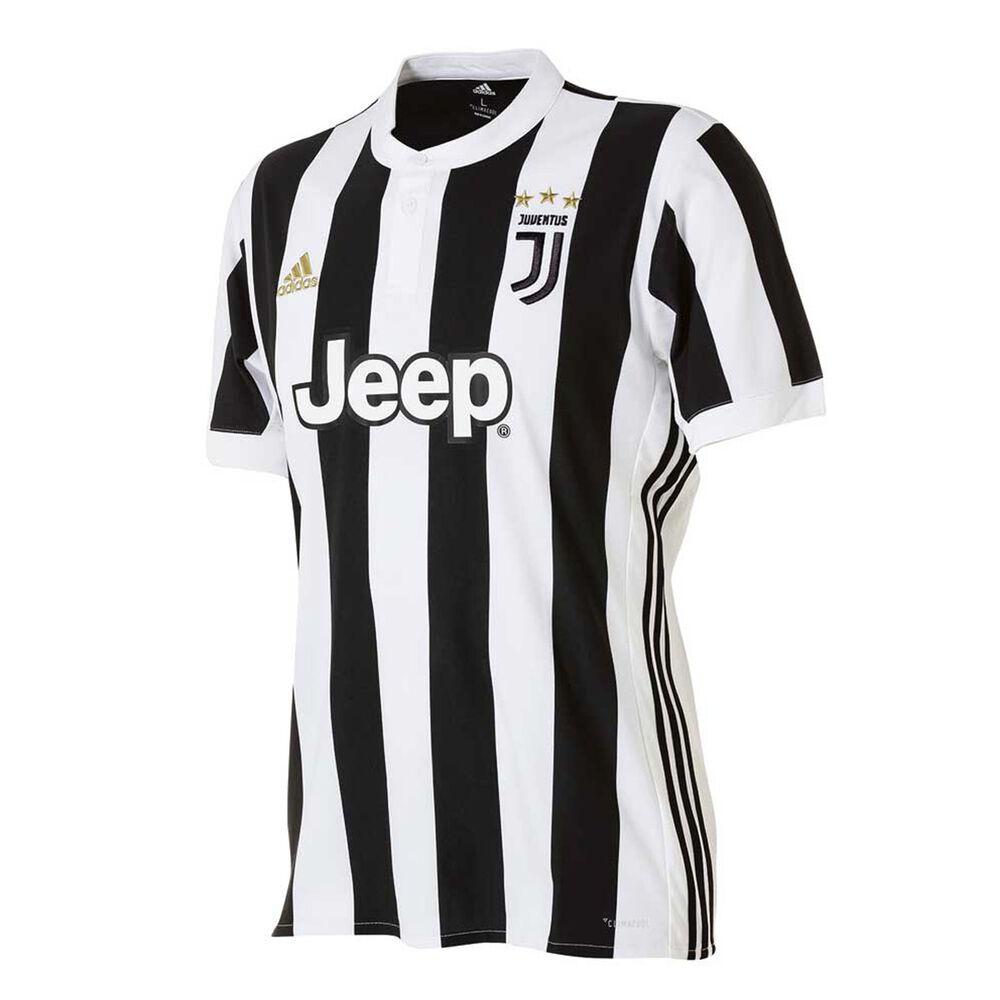 8c3c3c01f6c Juventus FC 2018 Mens Home Jersey L