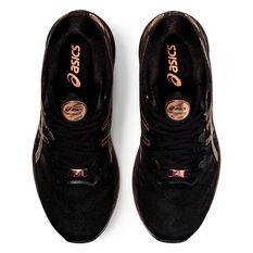 Asics GEL Nimbus 23 Womens Running Shoes Black US 6.5, Black, rebel_hi-res