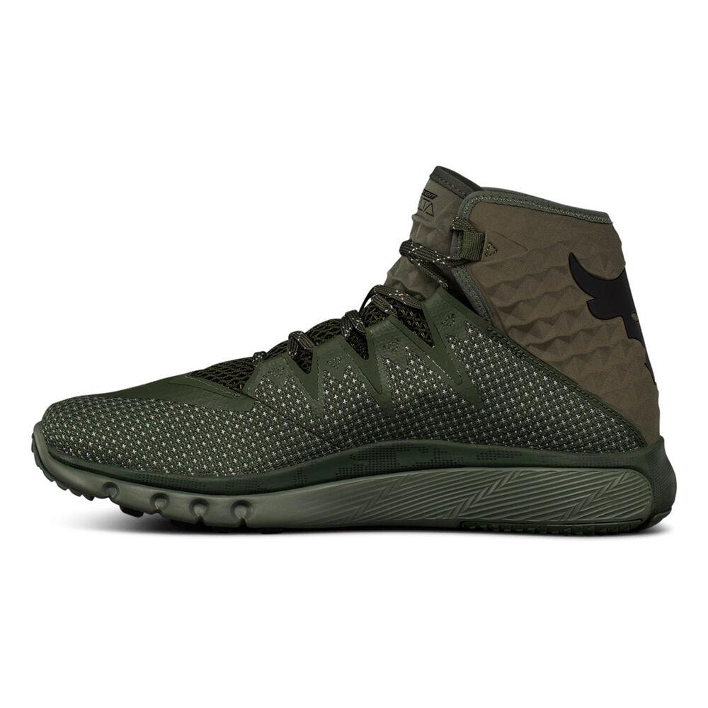 more photos c993a 5489b Under Armour Project Rock Delta DNA Mens Training Shoes Khaki   Black US 7,  Khaki