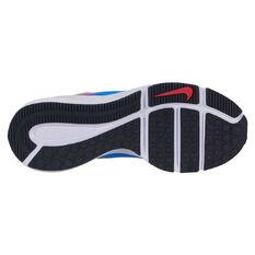 Nike Star Runner Kids Running Shoes Blue / Red US 4, Blue / Red, rebel_hi-res