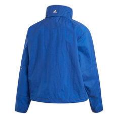 adidas Womens Adapt Jacket Blue XS, Blue, rebel_hi-res