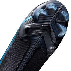 Nike Mercurial Superfly 8 Elite Football Boots, Black/Grey, rebel_hi-res