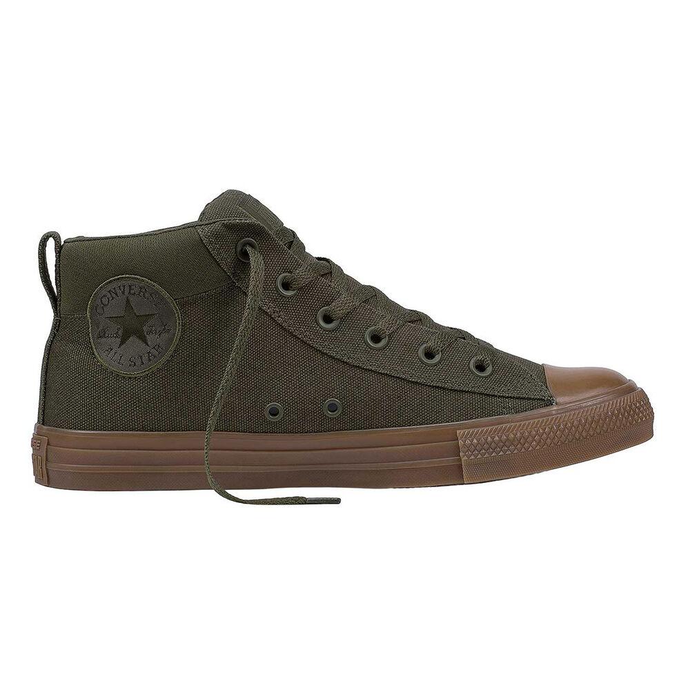 Converse Chuck Taylor All Star Street Mens Casual Shoes Dark Green US 11 79b7f7ad74ae