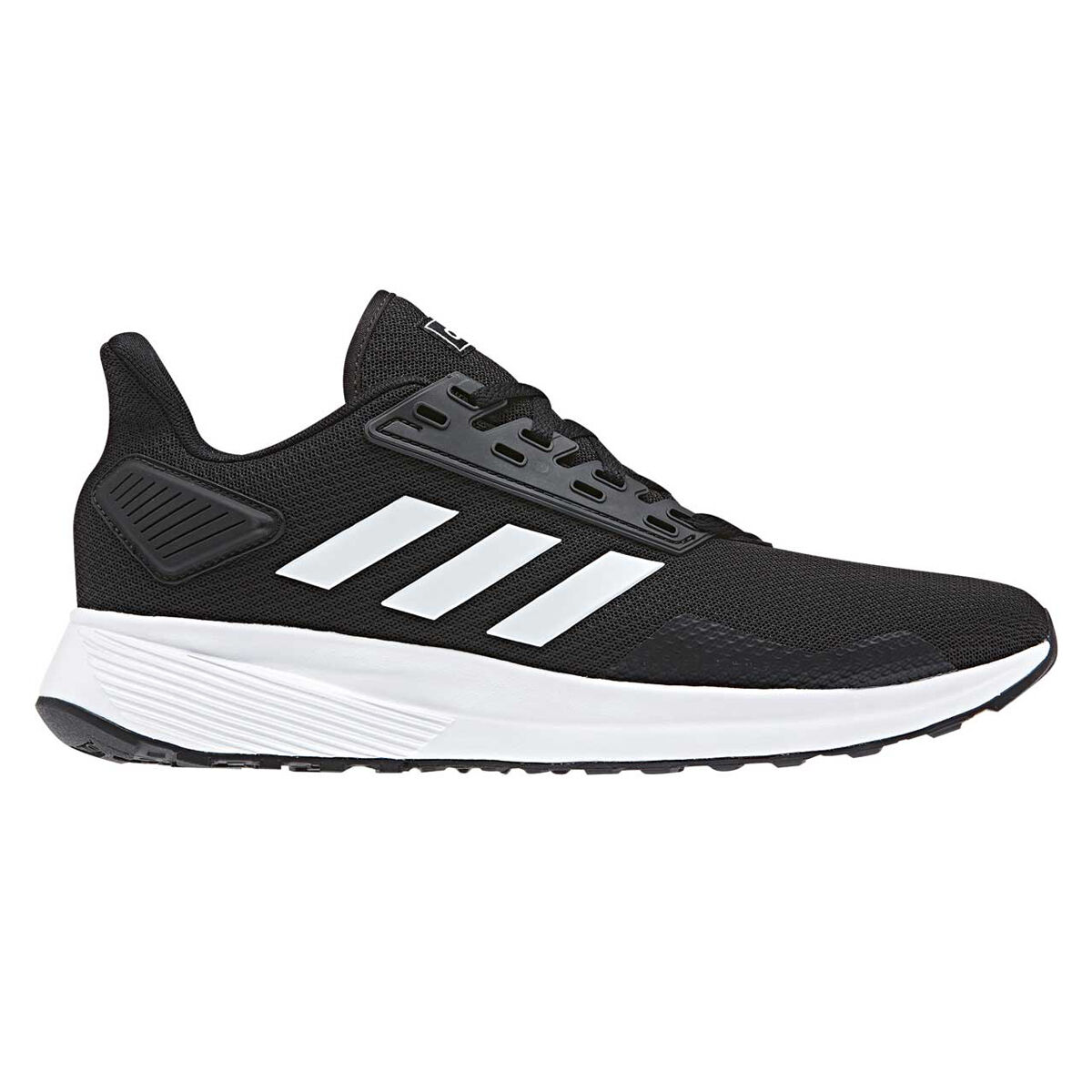 Adidas White Duramo 7 Mens Running Sneakers Shoes Great