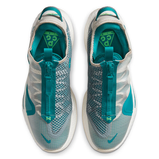 Nike PG 4 Mens Basketball Shoes, Red/Yellow, rebel_hi-res