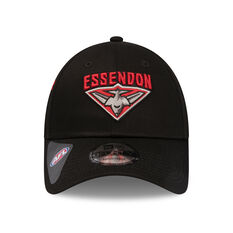 Essendon Bombers 2019 New Era 9FORTY Media Cap, , rebel_hi-res