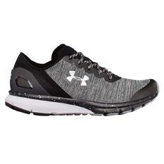 Under Armour Charged Escape Womens Running Shoes Black / Black US 6, Black / Black, rebel_hi-res