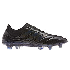 adidas Copa 19.1 Mens Football Boots Black US 7, Black, rebel_hi-res