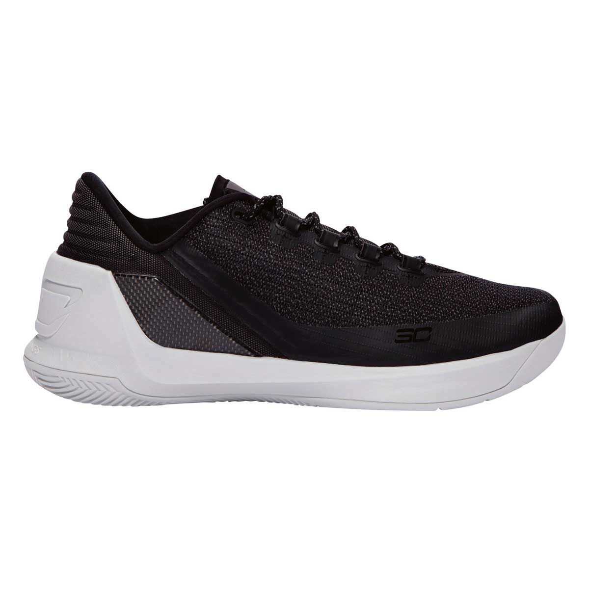 5034597efd1a ... spain under armour curry 3 low mens basketball shoes black grey us 7  black 66d12 2a2fe