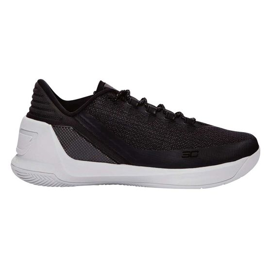 bb06bc5f81e2 Under Armour Curry 3 Low Mens Basketball Shoes Black   Grey US 8.5 ...