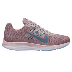 Nike Zoom Winflo 5 Womens Running Shoes Pink / White US 6, Pink / White, rebel_hi-res
