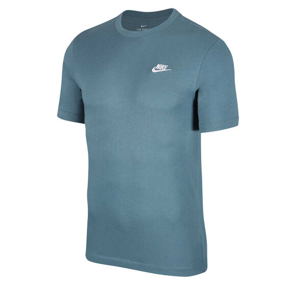 Nike Sportswear Mens Club Tee, Blue, rebel_hi-res