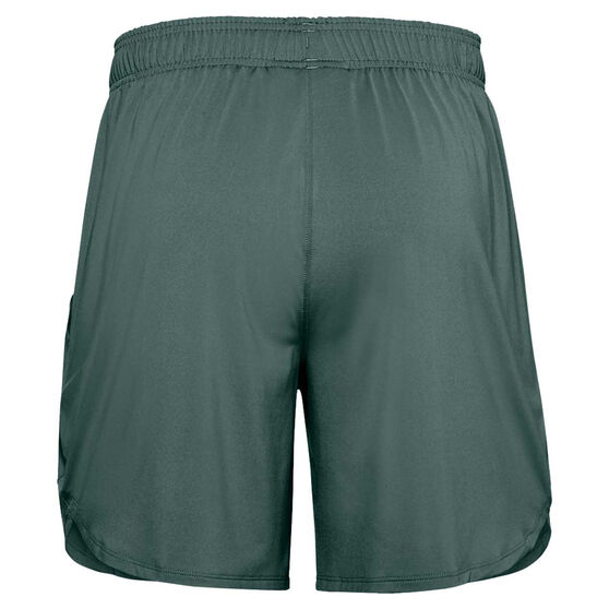 Under Armour Mens Stretch Training 7in Shorts Blue S, Blue, rebel_hi-res
