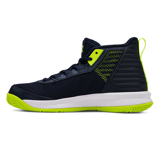 987cd16f Under Armour Jet 2018 Kids Basketball Shoes