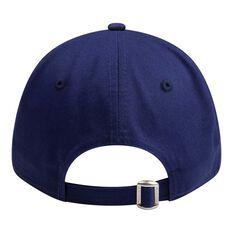 Los Angeles Dodgers Womens New Era 9FORTY Core Team Cloth Strap Cap, , rebel_hi-res
