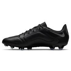 Nike Tiempo Legend 9 Club Football Boots Black/Grey US Mens 4 / Womens 5.5, Black/Grey, rebel_hi-res