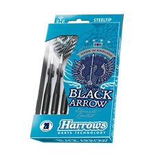 Harrows Black Arrow Darts, , rebel_hi-res