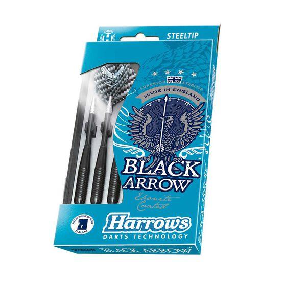 Harrows Black Arrow Darts 25g, , rebel_hi-res